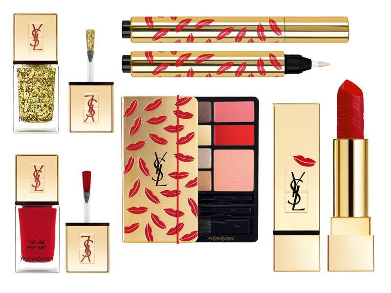 KISS & LOVE WITH YSL-3