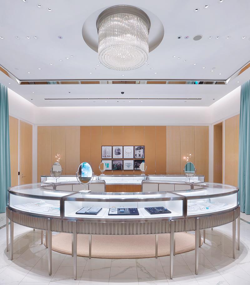 Tiffany&Co-Fine-Jewellery-ION Tiffany's & co ION Orchard