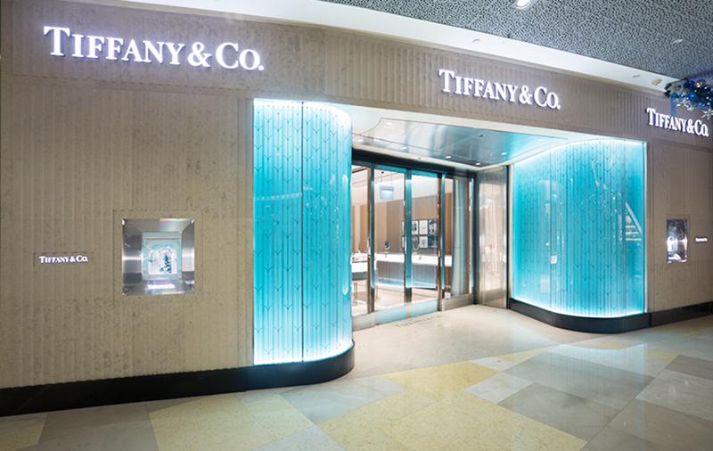 Tiffany&Co-entrance-ION