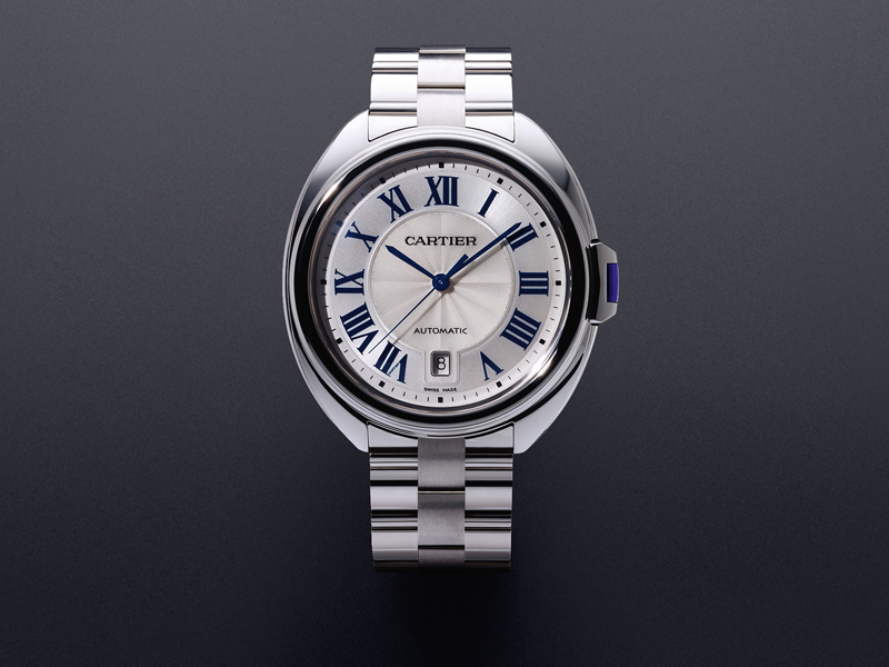 """""""Cle de Cartier"""" in white gold by Cartier"""