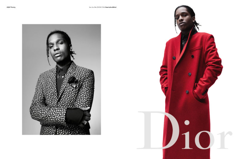 Dior Homme ASAP ROCKY