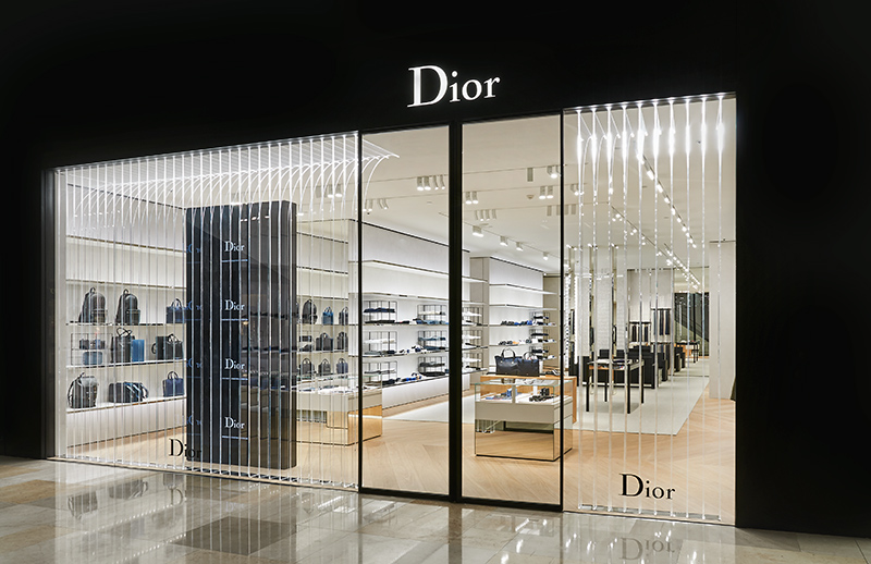 Dior Homme ION Orchard