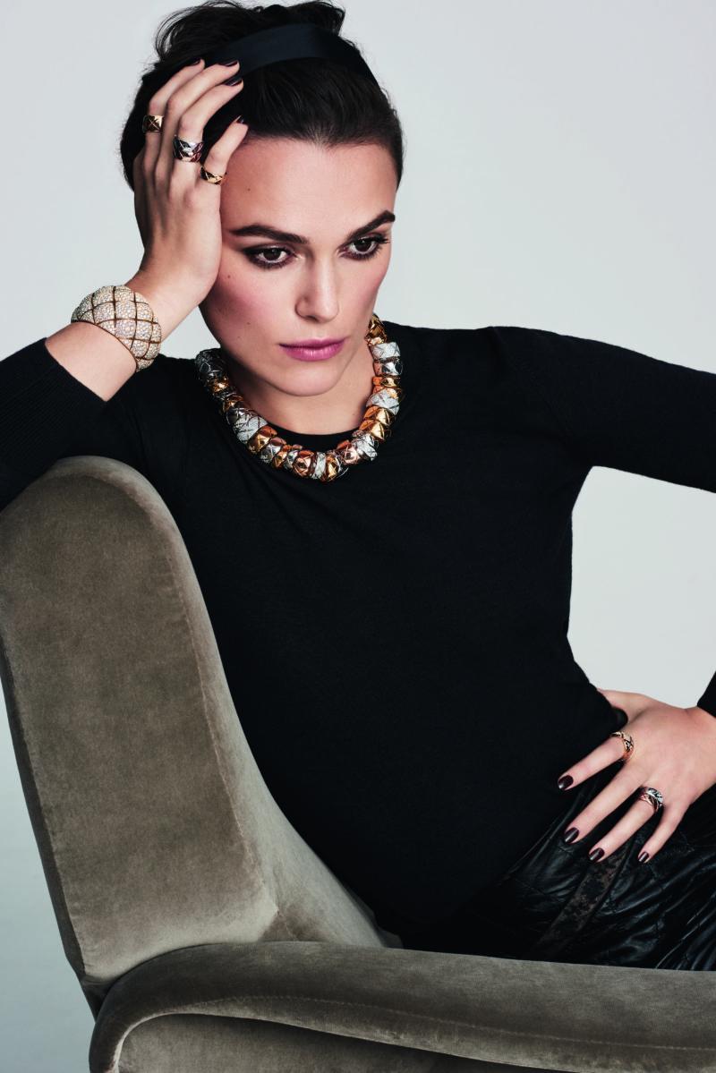 KEIRA KNIGHTLEY_ Chanel Coco Crush