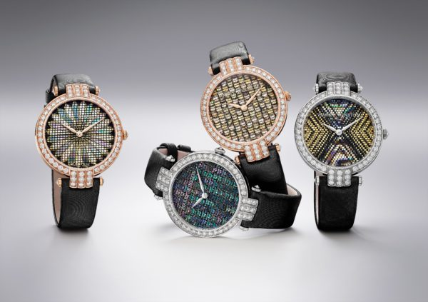 Harry Winston Premier Precious Weaving Watch