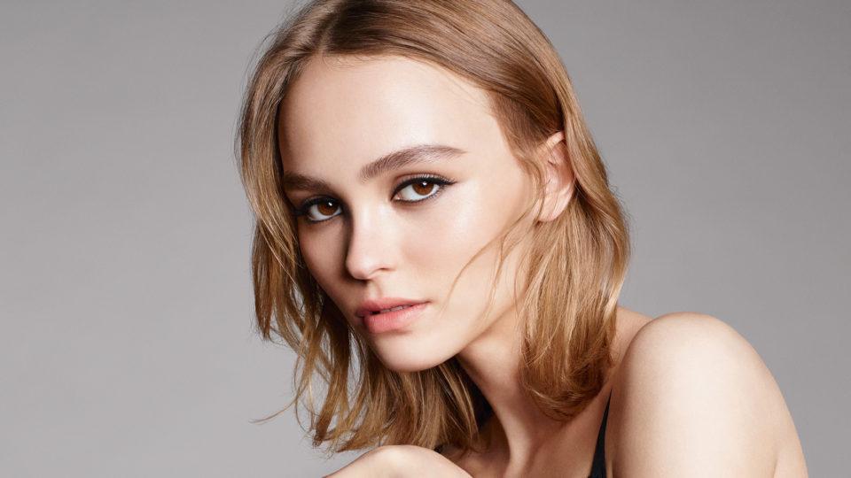 Lily Rose Depp for Chanel N.5 L'Eau