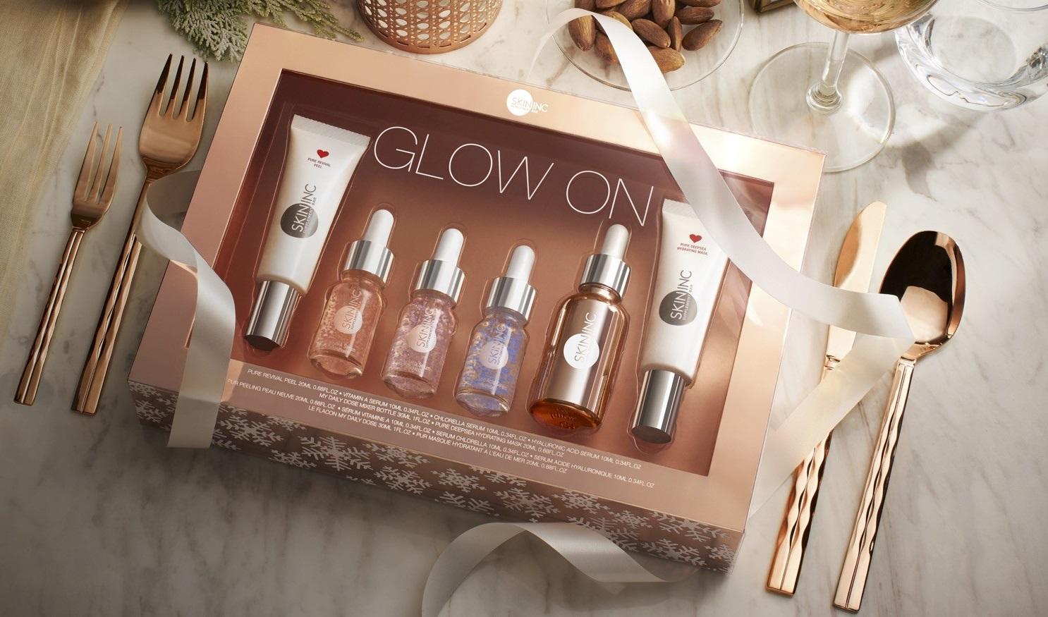 Skin Inc Glow On