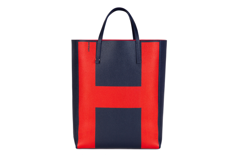 Stamped your initials on the CH Carolina Herrera Editor Tote