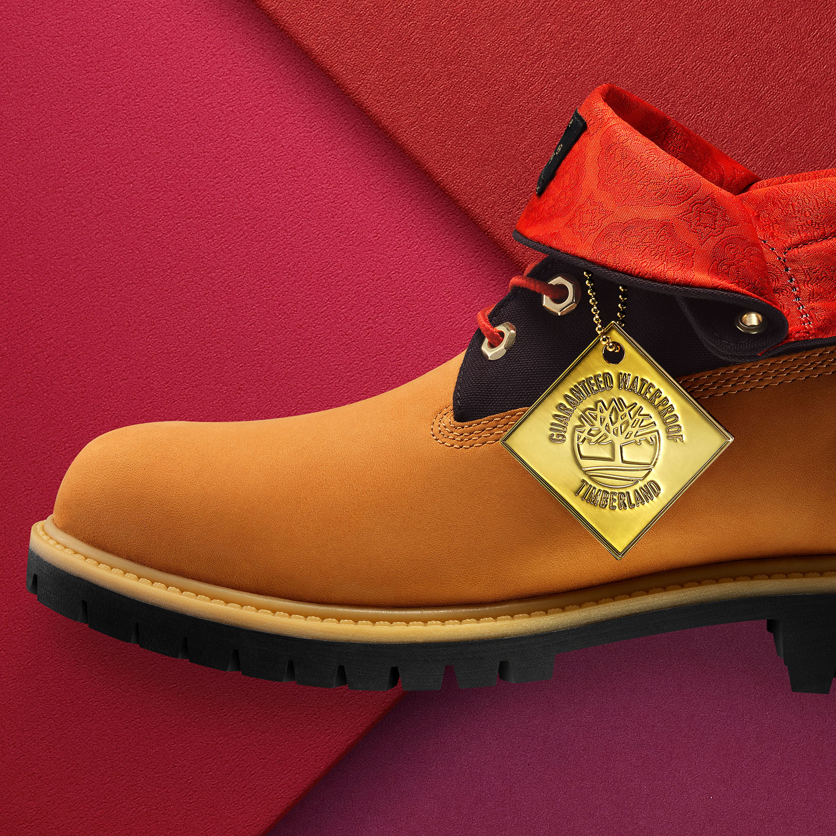 timberland lucky knot