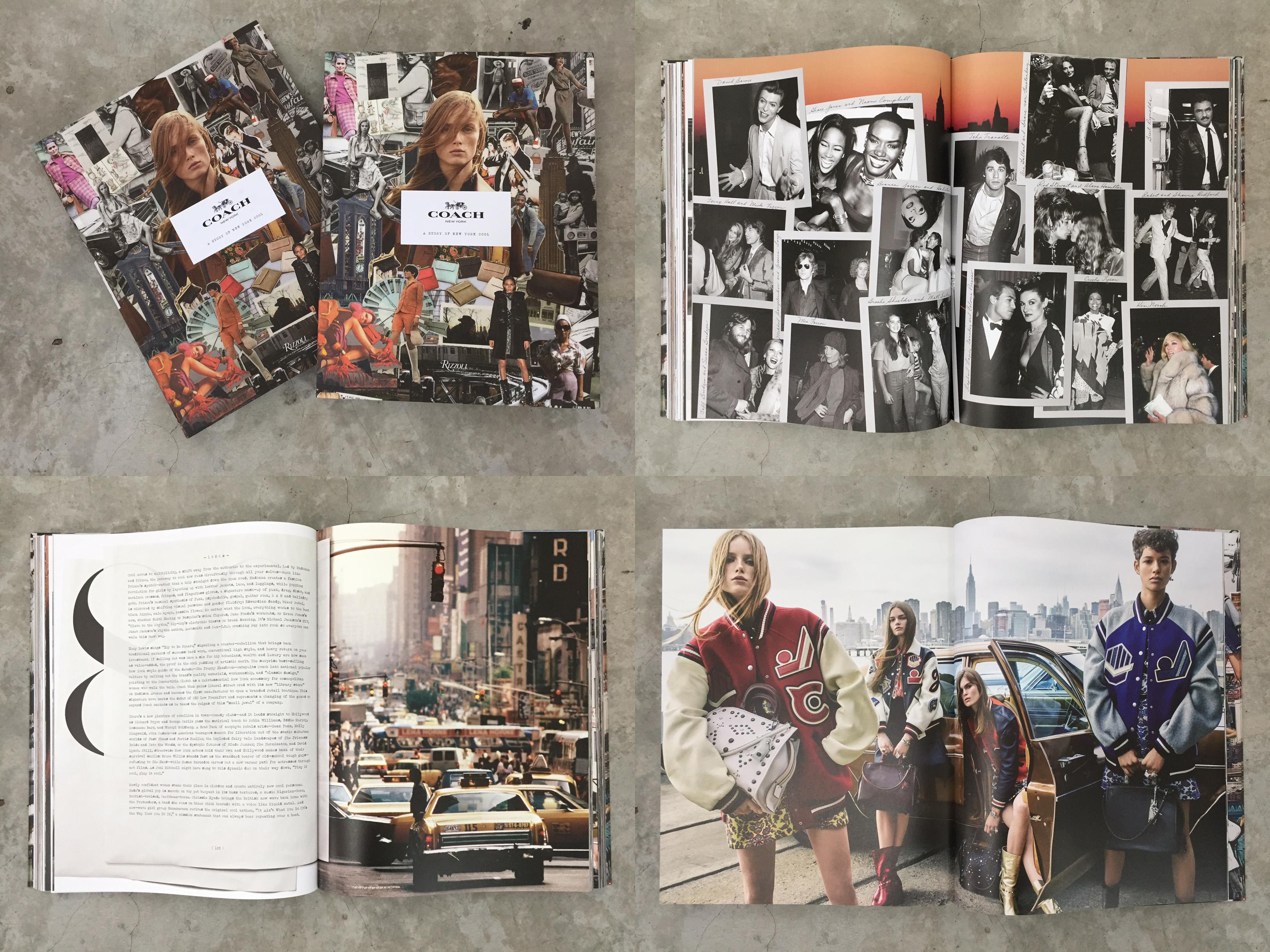 Fashion Coffee Table Books coach