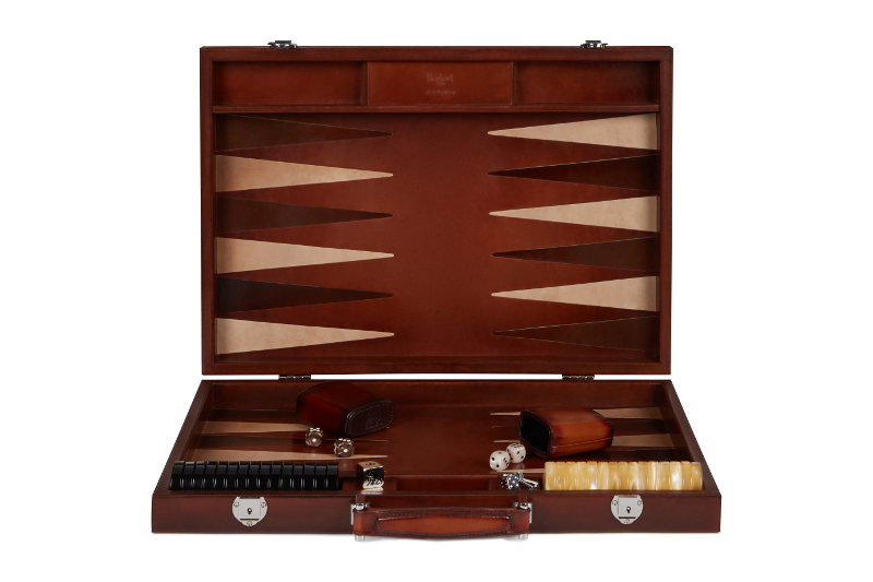 Berluti Backgammon Set