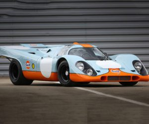 Iconic and Legendary 1970 Porsche 917K Races to The Pebble Beach Auctions Presented by Gooding & Company © Gooding & Company
