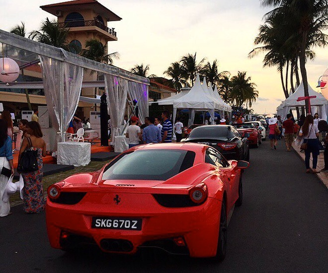 High key events like Singapore RendezVous allow an opportunity for the Ferrari Owners Club Singapore to get together and share their passion with like minded individuals