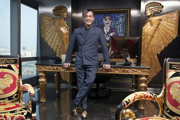 As one can tell, the former investment banker and now joint Chairman of 13 Holdings Stephen Hung has tastes which run to the glaringly opulent