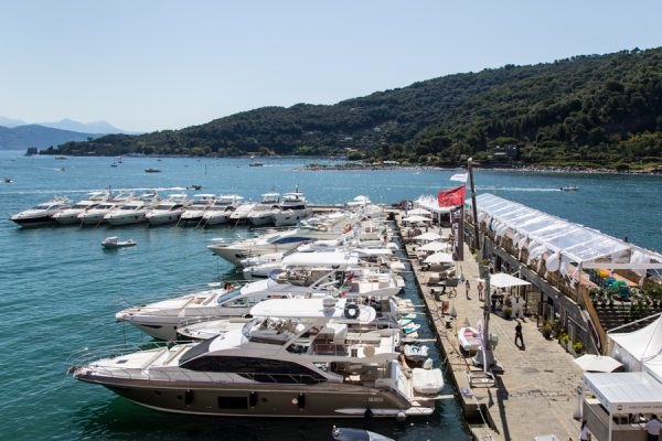 Over 200 guests experienced the glamour and splendour of 25 sophisticated Azimut Yachts at the recent Rendez-V Marine event held at Porto Venere
