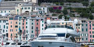 Azimut Yachts Showcased at Rendez-V Marine Porto Venere