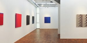 Exhibitions in Singapore: Artist Gianfranco Zappettini at Richard Koh Fine Art gallery