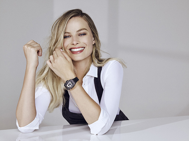 Why Margot Robbie for Richard Mille Brand Ambassador? Because marketing to women, involves a whole other perspective beyond raw technical attributes