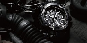 "From Rugged to ""Dressy"", G-Shock watches for every style, taste and budget"