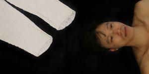"""Shadowear"" by fashion designer Dinu Bodiciu at the National Museum of Singapore"
