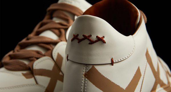 signature Ermenegildo Zegna Couture Triple Stitch detailing