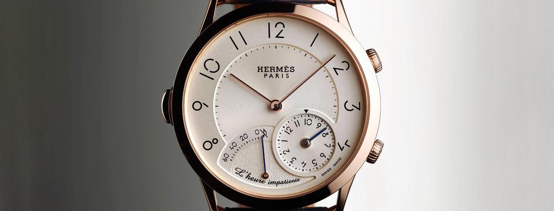 Slim d'Hermes L'heure Impatiente