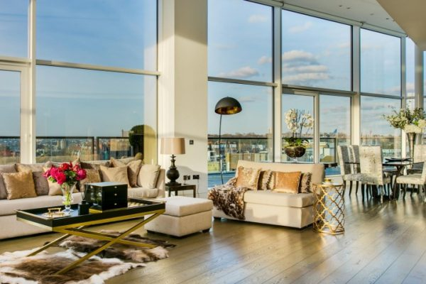 Top 5 upcoming london luxury real estate developments and for Luxury real estate in london