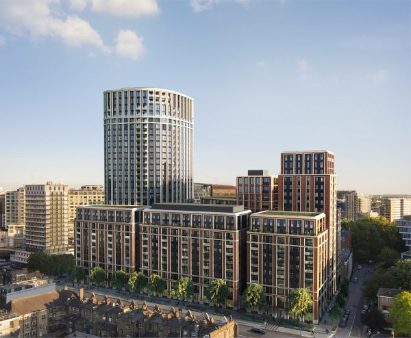 West End Gate - an upcoming London luxury real estate development