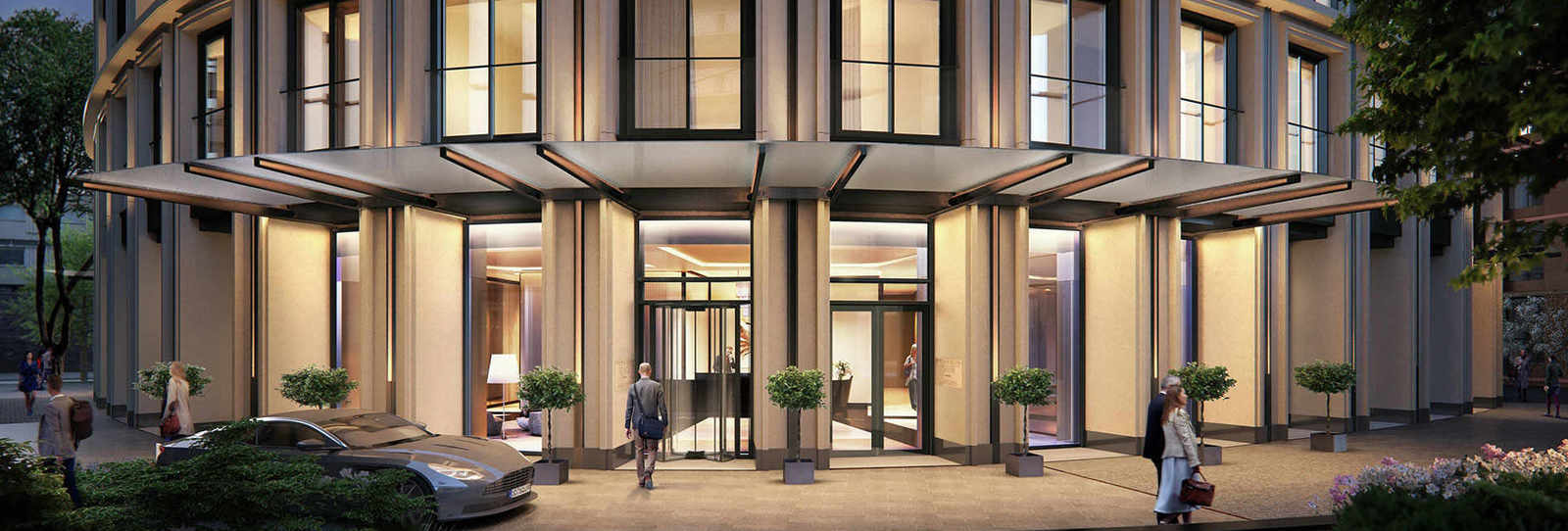 Top 5 upcoming london luxury real estate developments for Luxury real estate in london
