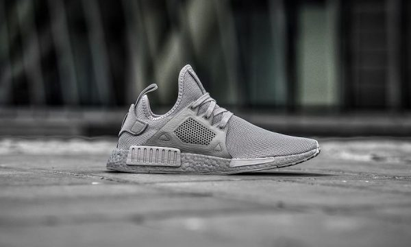 Adidas NMD XR1 in silvered grey. Image: Adidas