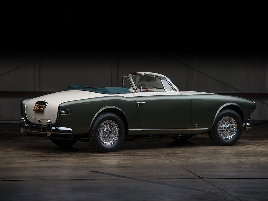 classic cars Archives - LUXUO