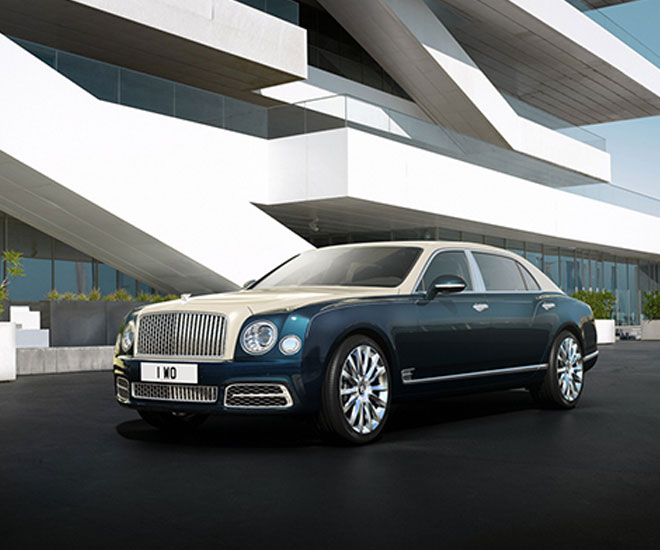 Bentley Mulsanne: Handcrafted Luxury Cars: Bentley Models From The