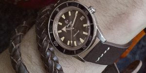 Best Affordable Diving Watch:  Rado HyperChrome Captain Cook