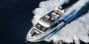 Luxury yacht launches 2017: A second Galeon 460 FLY hits the waves in Asia