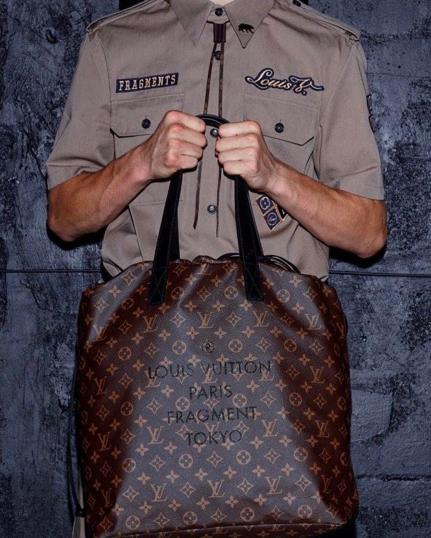 mrkimjones instagram: Louis Vuitton X Fragment coming soon @fujiwarahiroshi photographed by #pieterhugo