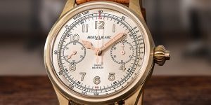 Inside Manufacture Minerva: Home of Montblanc 1858 Collection
