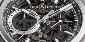 New Luxury Watch: Why the Bell & Ross BR X1 Black Titanium Chronograph is more expensive than the average BR chronograph