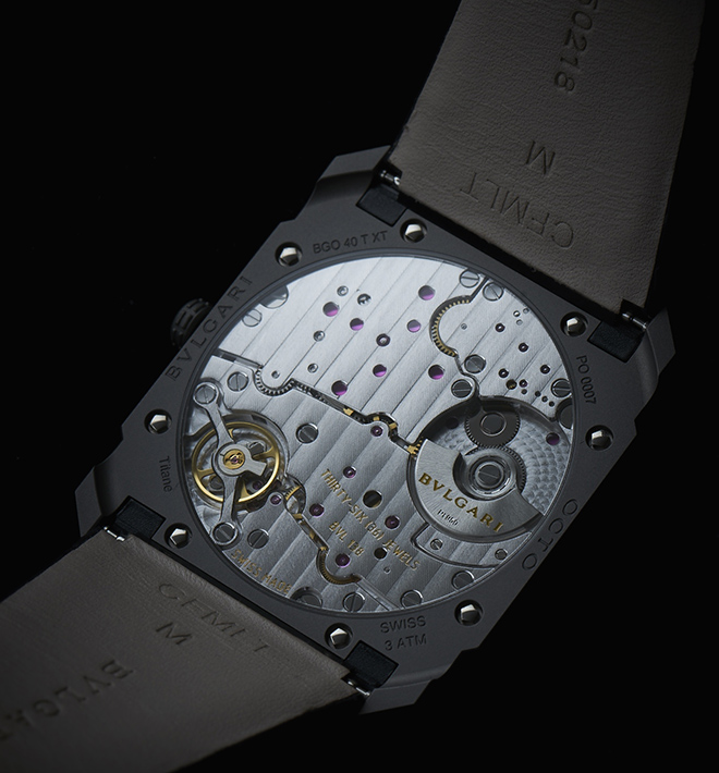 the impression wearing this watch for the first few minutes is quite unique unlike most ultra thin watches which are round and measure around 38 in
