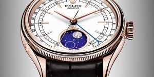 Watch this Moon: Rolex Cellini Moonphase 2017