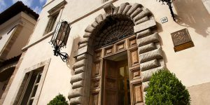 Italy's Palazzo Seneca is titled Hotel of the Year in 2017
