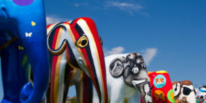 Be a part of the Elephant Parade at Phuket Rendezvous 2018 (4-7 Jan)