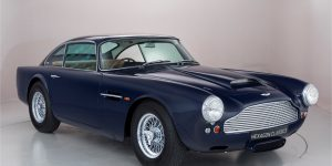 Aston Martin DB4 for Sale