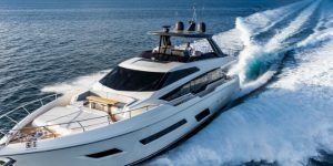 Ferretti Group confirmed as a World Leader in Yachting