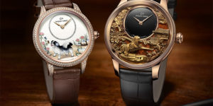 Jaquet Droz's Petite Heure Minute: Inspired by Ancient Chinese Arts
