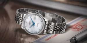 Longines Celebrated 185th Anniversary with the Record Collection