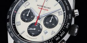 New Watch: Pre-SIHH 2018 Montblanc Timewalker Manufacture Chronograph
