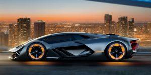 Lamborghini's Electric Car