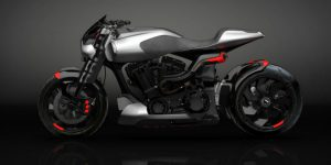 A Modern Interpretation of Classic Motorcycles