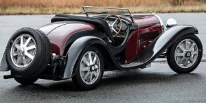 An Air of Elegance: Bugatti Type 55