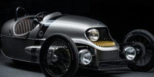 Morgan EV3 to go into production in 2018