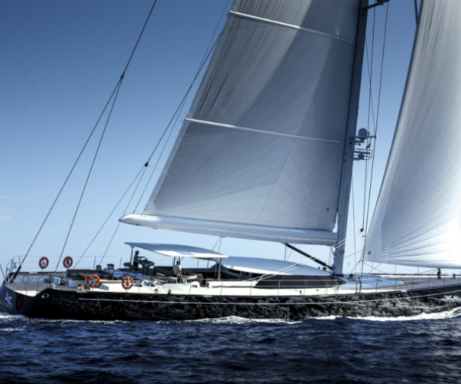 Guest Column: Asian Owners Buy And Charter Super Sailboats